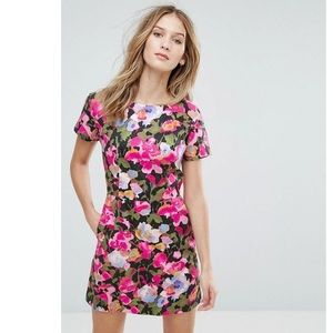 French Connection Adeline Floral Sheath Dress